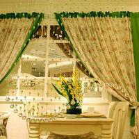 Bead curtain crystal curtains  curtain line curtain crystal curtain  beautiful room divider for  bedroom