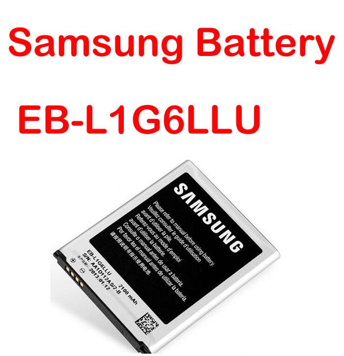 2pcs/lot originale cellulare batterie per Samsung Galaxy S3 i9300 i9308 2100 mAh eb-l1g6llu nuova batteria