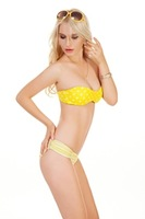 New explosion models sexy bikini women polka dot Series Free Delivery DST-399