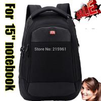 2015 new 15 inch women laptop backpack woman computer backpack travel laptop bag mochila bolsa bolso notebook school backpacks