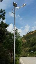 popular solar street light pole