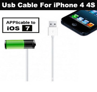 Wholesale Free Shipping USB Cable For iPhone Data Sync USB Charger 200PCS/lot