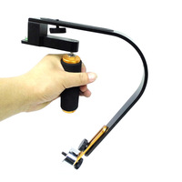 DSLR camera video dv camcorder hand-held holder stabilizer rig