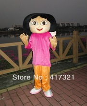 dora character promotion