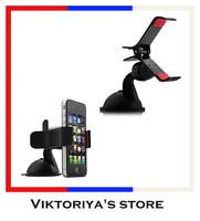 Universal Car Windshield Mount Holder Bracket for Mobile Phone MP4 MP5 GPS