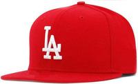 2014 Men's and Women's LA Baseball Cap Hat Hip-hop Flat Cap MLBNY Bone Aba Reta Snapback Fitted Hats Free Shipping