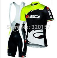 Sidi sportswear road racing ropa ciclismo bicicleta mountain bike maillot  Cycling Jersey bicycle apparel bib shorts sweat