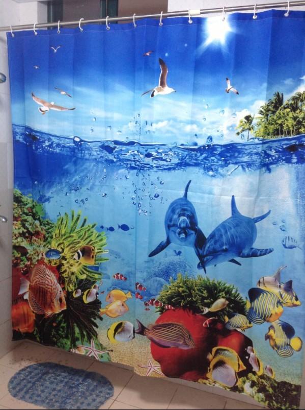 Badkamer Uit Polyester ~ Online kopen Wholesale badkamer gordijn uit China badkamer gordijn