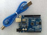 1set UNO R3 for Arduino 1sets=10 pcs board + 10 pcs usb cable,Improved version,expert version