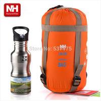 2014 Newest Outdoor Ultralight Hiking Camping Mini Ultra-Small Size Sleeping Bag Creative Folding Sleep Bag FreeShipping