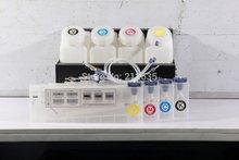 4 color bulk ink system for Mutoh RJ900 printer
