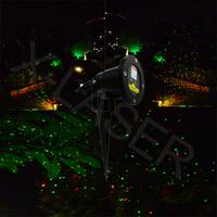 Outdoor Red&green laser light for garden design/mini laser moving firefly /x-laser/landscape lighting