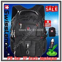 SwissLander,Swiss,big capacity 17 inch laptop backpack,notebook backpacks,school travel bagpack for macbook 17,for 17 inches