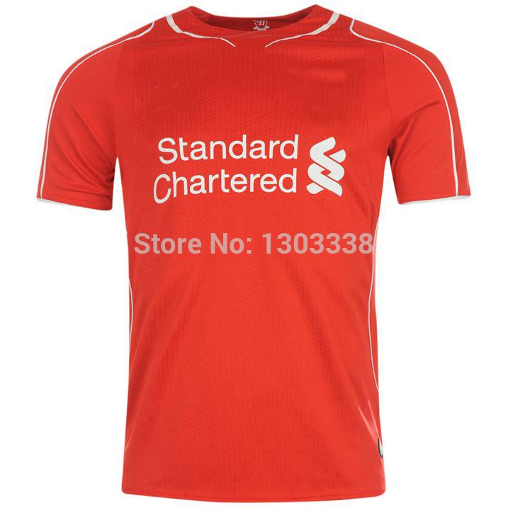 Liverpool Fc Shirt Font