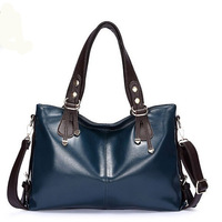 VEEVAN new arrive 2014 leather women handbag fashion tote bag in women's shoulder bags desigual casual women messenger bags
