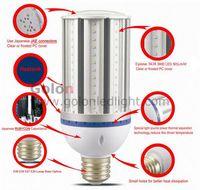 54W E40 LED corn bulb 5700Lm,IP64 waterproof, Low price high quality , 4pcs/lot,3 years warranty Fedex/ DHL free E40 led light