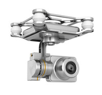 Free Shipping DJI Camera W/ 3-Axis Brushless Gimbal Replacement For Phantom 2 Vision Plus Drone 1080P 700m  Wi-Fi FPV Via EMS