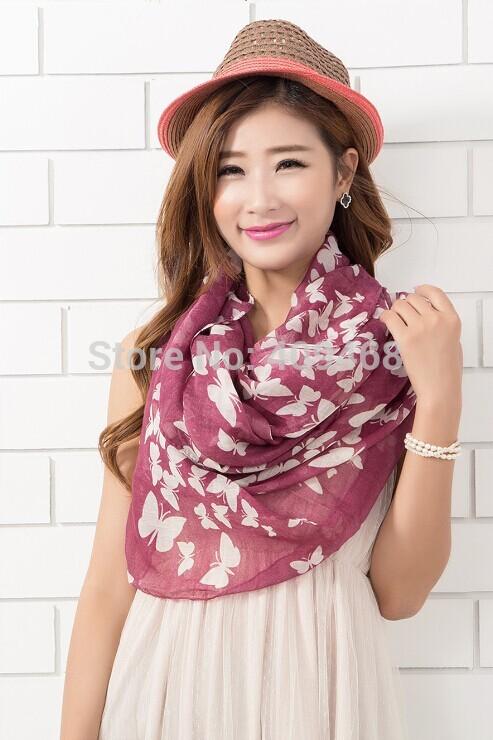 180*100 women scarf lady's Scarves long shawl pashmina cotton scarf wrap autumn winter cape hijab muffler big fashion BLS-017(China (Mainland))