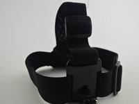 F05745 OEM GoPro Helmet Head Strap Belt Mount Camera Fixed Headband Size Adjustable Anti-Skid For Gopro Hero HD 2 3 + Free ship