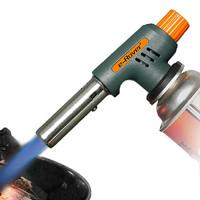 Portable Gas Jet Torch Flame Maker Gun Lighter Butane Weld Burner for Welding Camping Picnic Heating BBQ Gas Torch lame Gun
