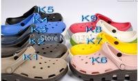 brand men Due Sport shoes clogs sandals unisex sandals clogs Sandals Hole slippers,flip flop beach Wholesale/Retail