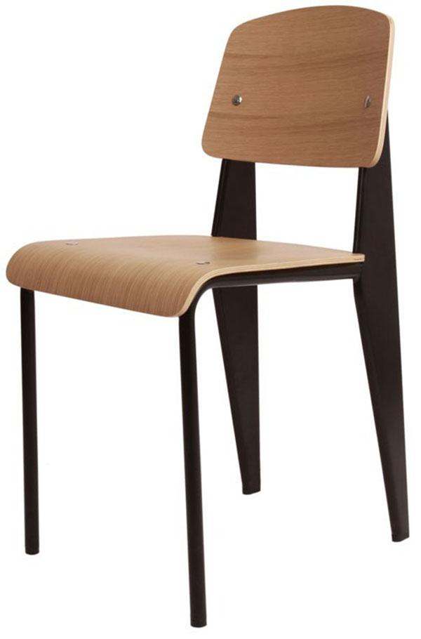Wooden Dining Chair Designs : Standard Wooden Dining Chairs Designs-in Dining Chairs from Furniture ...