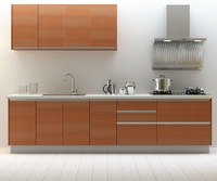 Small Kitchen cabinet Designs (AGK-122)