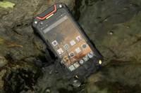 free shipping Jaguar v12 smart phone IP68 Waterproof shockprood dustproof quad core dual sim rugged MTK6589T cell phones good