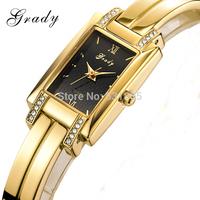 New arrival free shipping women fashion & casual watch sapphire gold watch women quartz watch