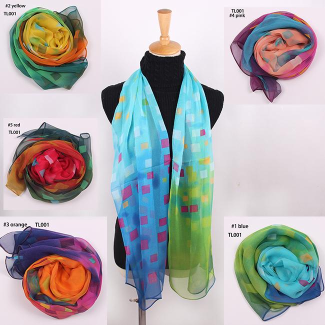 2014 Women scarf wholesale free shipping silk feeling chiffon shawls,head wraps,women hijab fashion,muslim muffler,cape(China (Mainland))