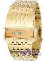 2014 New Fashion Full Steel DZ Watch Digital Men Sport Watches Men Military Watches Metal LED Faceless Bracelet Wristwatch Men