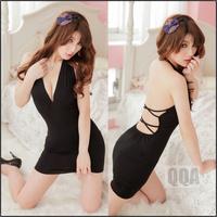 SW245 newest 2014 fashion evening party dresses fantasia close underwear temptation women bandage dress
