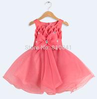 Dress Girl Wedding Toddler Pageant Dress Infant Glitz Pageant Dresses Kids Prom Party Dress Children Evening Gown 6M 12M 18M 24M