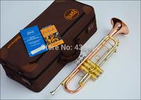 American Bach Original authentic phosphor bronze TR-197GS B flat  professional trumpet bell Top musical instruments Brass horn