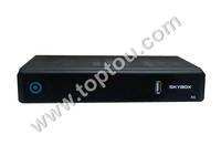 2014 Digital Full 1080p HD satellite receiver DVB-S2 Skybox A6 Support IPTV/ Youtube