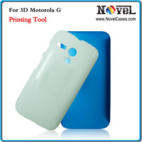 Free Shipping 3D Sublimation Mobile Phone Housing for Moto G