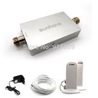 2014 ! sunhans original 1800MHz signal booster amplifier repeater signal high-gain amplifier 4G Free Shipping