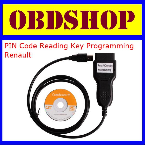 [OBDSHOP] Reno PIN Code Reading Key Programming(China (Mainland))