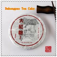 100g New 2014 Highly Flavored Type Wuyi Dahongpao Tea Cake Super Rock Tea Da Hong Pao