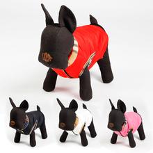 5 Colors Paw Design Pet Dog Clothes Winter Warm Jacket Cat Apparel Puppy Coat Size XS-XL(China (Mainland))