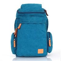 Leather Backpack Feminina Taobao Behalf Casual Shoulder Bag Big Influx of Male And Female Models Multi- Pocket Computer 1123