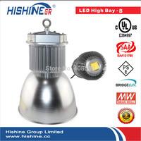 UL 200W Bay Light 277volt ,45/90/120 aluminum reflector ,90-305VAC