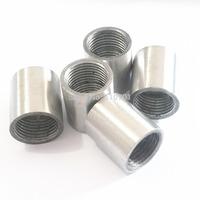 "1/2"" 0.5"" Female x  Female Threaded Pipe Fitting Stainless Steel SS304 BSP NEW"