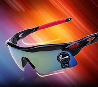Colorful sunglasses sport Parkour men riding sunglasses outdoor sports trend mirrors sunglasses UV protection sunglasses