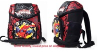 hot new arrival Fashion  Design Children Girl's Oxford spider man cars school bag Skull Backpack Cartoon   school backpack