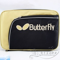 Free Shipping  Butterfly 868 Table tennis bag ping pong sport bags bunk sets 3 colors
