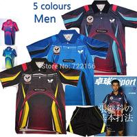 TENERGY Butterfly table tennis clothes Men , Butterfly Socius shirts , Table Tennis shirts , table tennis uniforms 44340