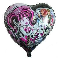 18 inch Round foil balloon Mylar balloon Children toys balloons 10pcs/lot