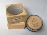New Bare Minerals BareMinerals Matte SPF15 Foundation Loose Powder, fairly light N10 6g with box (2pcs/lot)