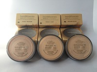 New Bare Minerals BareMinerals Matte SPF15 Foundation Loose Powder, 6g with box (24pcs/lot) 3 color can choose!